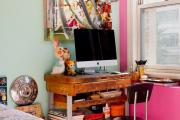 Фото 17 Маленький компьютерный стол (65 фото): лучшие компактные решения при небольшом бюджете