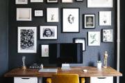 Фото 18 Маленький компьютерный стол (65 фото): лучшие компактные решения при небольшом бюджете