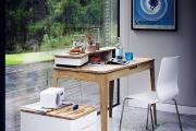 Фото 23 Маленький компьютерный стол (65 фото): лучшие компактные решения при небольшом бюджете