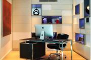 Фото 28 Маленький компьютерный стол (65 фото): лучшие компактные решения при небольшом бюджете