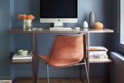 Фото 29 Маленький компьютерный стол (65 фото): лучшие компактные решения при небольшом бюджете
