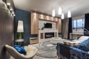 Фото 2 Модульная мебель для гостиной в современном стиле: тренды, производители и цены