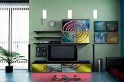 Фото 3 Модульная мебель для гостиной в современном стиле: тренды, производители и цены
