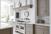 Фото 6 Дизайн кухни с нишей в стене: обзор стильных фотоидей и варианты перепланировки