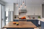 Фото 7 Дизайн кухни с нишей в стене: обзор стильных фотоидей и варианты перепланировки