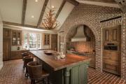 Фото 11 Дизайн кухни с нишей в стене: обзор стильных фотоидей и варианты перепланировки