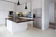 Фото 12 Дизайн кухни с нишей в стене: обзор стильных фотоидей и варианты перепланировки