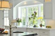 Фото 14 Дизайн кухни с нишей в стене: обзор стильных фотоидей и варианты перепланировки