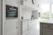 Фото 15 Дизайн кухни с нишей в стене: обзор стильных фотоидей и варианты перепланировки