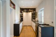 Фото 16 Дизайн кухни с нишей в стене: обзор стильных фотоидей и варианты перепланировки