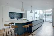 Фото 20 Дизайн кухни с нишей в стене: обзор стильных фотоидей и варианты перепланировки