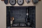 Фото 21 Дизайн кухни с нишей в стене: обзор стильных фотоидей и варианты перепланировки