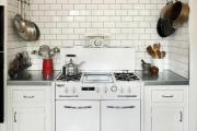 Фото 22 Дизайн кухни с нишей в стене: обзор стильных фотоидей и варианты перепланировки