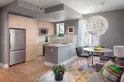 Фото 23 Дизайн кухни с нишей в стене: обзор стильных фотоидей и варианты перепланировки