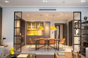 Фото 25 Дизайн кухни с нишей в стене: обзор стильных фотоидей и варианты перепланировки