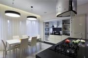 Фото 26 Дизайн кухни с нишей в стене: обзор стильных фотоидей и варианты перепланировки