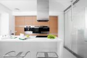 Фото 27 Дизайн кухни с нишей в стене: обзор стильных фотоидей и варианты перепланировки