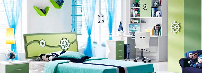 Как выбрать шторы в детскую комнату мальчика? Яркие идеи и советы дизайнеров