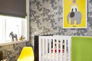 Фото 6 Шторы в детскую комнату мальчика: 60+ фото и идей для стильного интерьера крохи, дошкольника и подростка