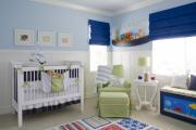 Фото 21 Шторы в детскую комнату мальчика: 60+ фото и идей для стильного интерьера крохи, дошкольника и подростка