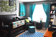 Фото 13 Шторы в детскую комнату мальчика: 60+ фото и идей для стильного интерьера крохи, дошкольника и подростка