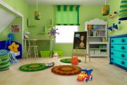 Фото 2 Шторы в детскую комнату мальчика: 60+ фото и идей для стильного интерьера крохи, дошкольника и подростка