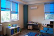 Фото 3 Шторы в детскую комнату мальчика: 60+ фото и идей для стильного интерьера крохи, дошкольника и подростка