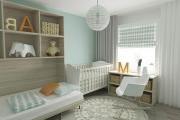 Фото 15 Шторы в детскую комнату мальчика: 60+ фото и идей для стильного интерьера крохи, дошкольника и подростка