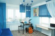 Фото 23 Шторы в детскую комнату мальчика: 60+ фото и идей для стильного интерьера крохи, дошкольника и подростка