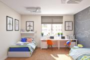 Фото 16 Шторы в детскую комнату мальчика: 60+ фото и идей для стильного интерьера крохи, дошкольника и подростка