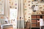 Фото 17 Шторы в детскую комнату мальчика: 60+ фото и идей для стильного интерьера крохи, дошкольника и подростка