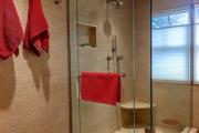 Фото 2 Чистый минимализм: 60+ лаконичных идей для ванной в скандинавском стиле