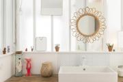 Фото 18 Чистый минимализм: 60+ лаконичных идей для ванной в скандинавском стиле