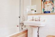 Фото 12 Ванная в скандинавском стиле: 80+ потрясающих идей дизайна, в которые невозможно не влюбиться!
