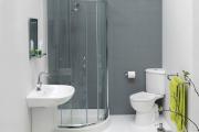 Фото 28 Чистый минимализм: 60+ лаконичных идей для ванной в скандинавском стиле