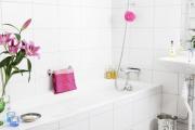 Фото 21 Чистый минимализм: 60+ лаконичных идей для ванной в скандинавском стиле