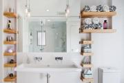 Фото 13 Чистый минимализм: 60+ лаконичных идей для ванной в скандинавском стиле
