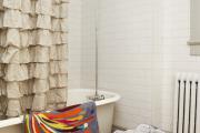 Фото 8 Чистый минимализм: 60+ лаконичных идей для ванной в скандинавском стиле