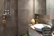 Фото 29 Чистый минимализм: 60+ лаконичных идей для ванной в скандинавском стиле