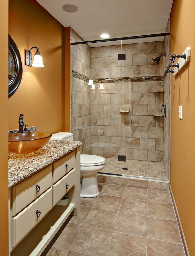Стеклообои в ванной Плюсы-минусы 60 идей для интерьера