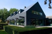 Фото 9 Стеклянные дома (60+ фото проектов): стильные варианты остекленных фасадов, веранд и террас