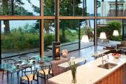 Фото 10 Стеклянные дома (60+ фото проектов): стильные варианты остекленных фасадов, веранд и террас