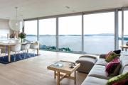 Фото 12 Стеклянные дома (60+ фото проектов): стильные варианты остекленных фасадов, веранд и террас