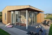 Фото 13 Стеклянные дома (60+ фото проектов): стильные варианты остекленных фасадов, веранд и террас