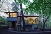Фото 15 Стеклянные дома (60+ фото проектов): стильные варианты остекленных фасадов, веранд и террас