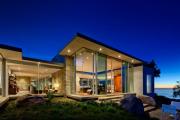 Фото 17 Стеклянные дома (60+ фото проектов): стильные варианты остекленных фасадов, веранд и террас