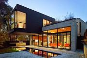 Фото 18 Стеклянные дома (60+ фото проектов): стильные варианты остекленных фасадов, веранд и террас