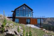 Фото 21 Стеклянные дома (60+ фото проектов): стильные варианты остекленных фасадов, веранд и террас
