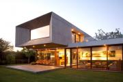 Фото 22 Стеклянные дома (60+ фото проектов): стильные варианты остекленных фасадов, веранд и террас