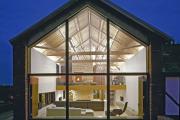 Фото 4 Стеклянные дома (60+ фото проектов): стильные варианты остекленных фасадов, веранд и террас